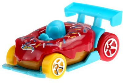 Hot Wheels Базовая машинка Hot Wheels Donut Drifter mattel базовая машинка hot wheels 91 gmc syclone