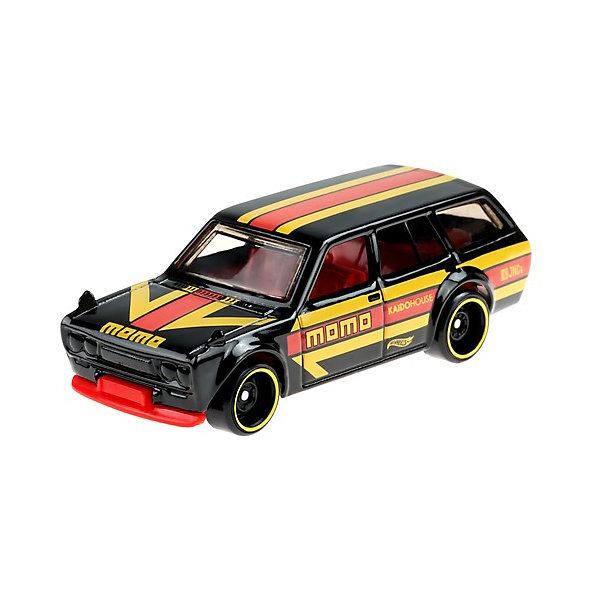 Базовая машинка Hot Wheels Datsun Bluebird Wagon (510) Mattel 16954698