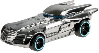 Hot Wheels Базовая машинка Hot Wheels Batmobile mattel базовая машинка hot wheels 91 gmc syclone