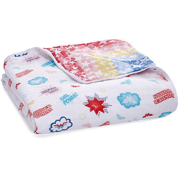 aden+anais Муслиновое одеяло Aden Anais Wonder Woman 112х112 см
