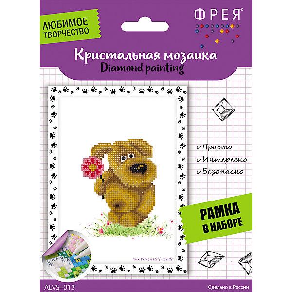 Купить Алмазная мозаика Фрея Поздравляю! , 19, 5х14 см, Россия, Унисекс