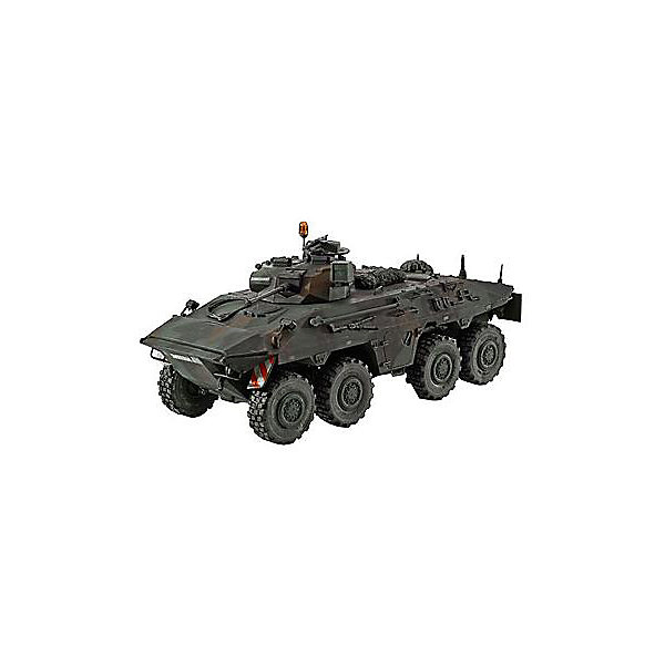 Revell Военная машина Luchs A1/A2 vocabulario elemental a1 a2 2cd