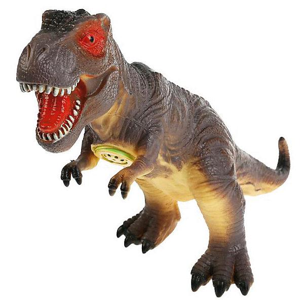 Купить Игрушка пластизоль Играем Вместе Динозавр Тиранозавр , Играем вместе, Китай, разноцветный, Мужской
