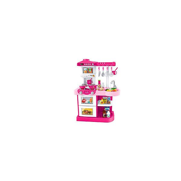 Wanyida Кухня Wanyida с аксессуарами и водой, свет, звук детская кухня с аксесс свет звук bt543406 1 kari