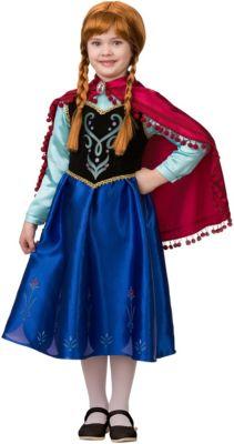 Холодное сердце Карнавальный костюм Батик Disney Анна
