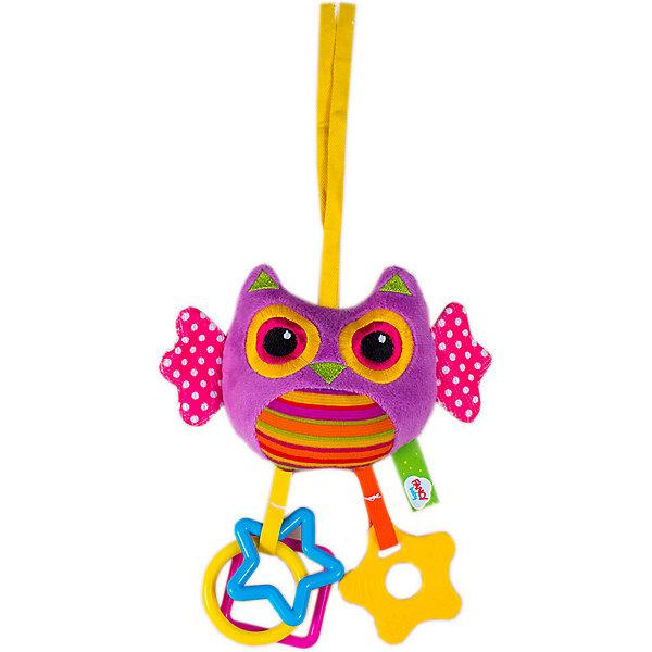 """Картинка для Fancy Baby Развивающая игрушка Fancy Baby """"Подвеска сова"""""""