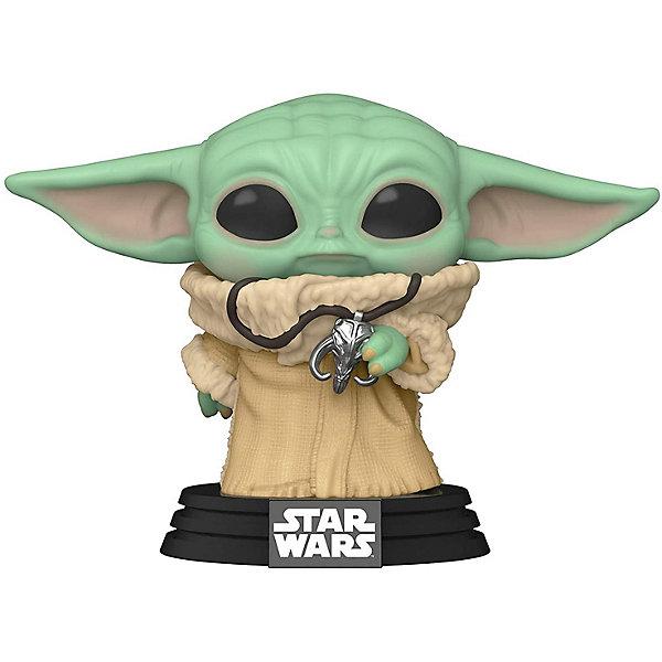 Funko Фигурка Funko POP! Bobble Star Wars: Мандалорец Малыш, 50211