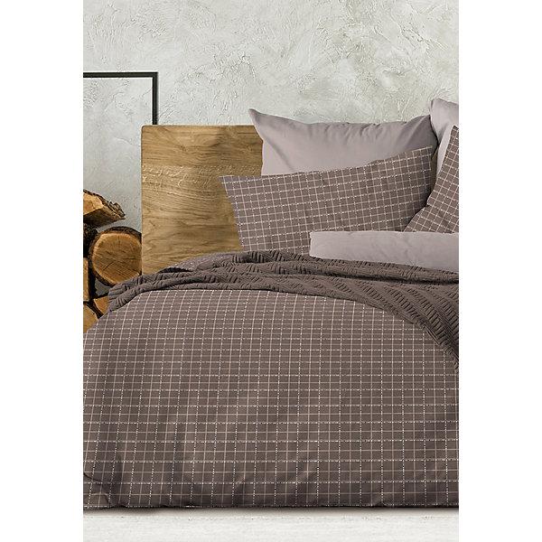Фото - Wenge Комплект постельного белья Wenge Bergen, 1,5-спальное комплект постельного белья wenge bandstar 513364 1 5 спальный наволочки 70x70