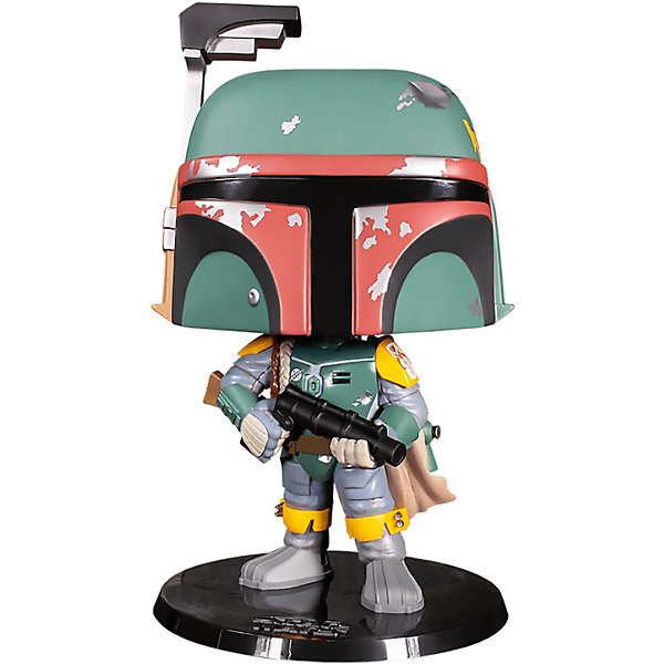 Funko Фигурка Funko POP! Bobble: Star Wars 10: Боба Фетт, 49239