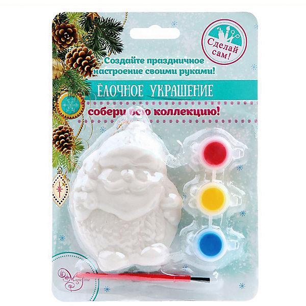 Купить Набор для творчества Феникс-Презент Сделай сам Пузатый Снеговик, Китай, белый, Унисекс