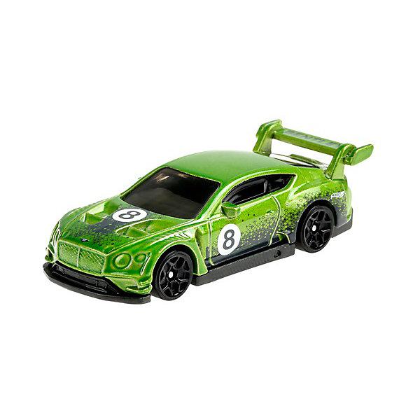 Базовая машинка Hot Wheels 2018 Bentley Continental GT3 Mattel 17494218