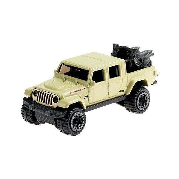 Базовая машинка Hot Wheels 20 Jeep Gladiator Mattel 17494286
