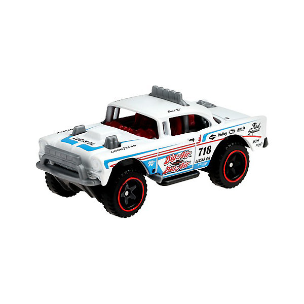 Базовая машинка Hot Wheels Big-Air Bel-Air Mattel 17494299