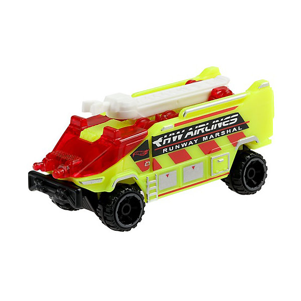 Базовая машинка Hot Wheels Runway Res-Q Mattel 17494370
