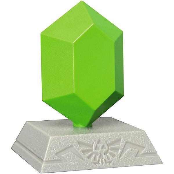 Светильник Paladone The Legend of Zelda Зелёная рупия разноцветного цвета