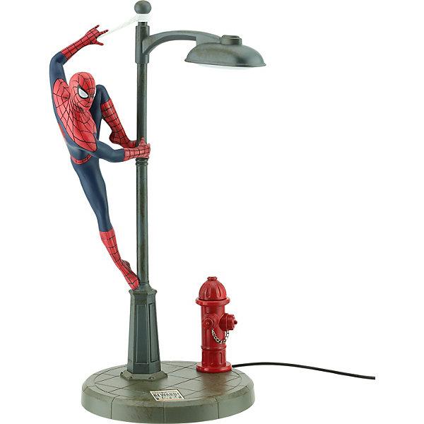 Настольная лампа Paladone Marvel Человек-паук разноцветного цвета