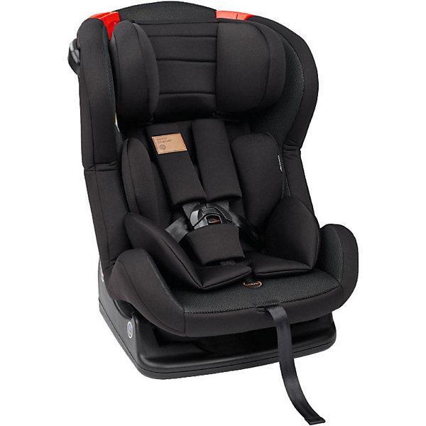 Автокресло Passenger V2, 0-25 кг, чёрный Happy Baby 17590889