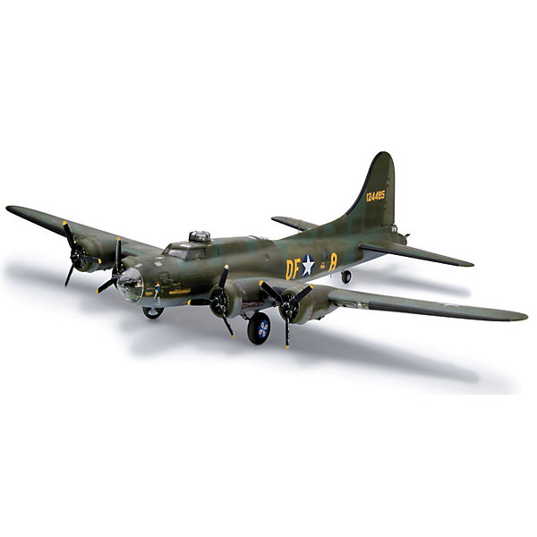 Revell Самолет Boeing B-17F 'Memphis Belle'; 1:48 revell boeing 747 100 revell ревелл 1 450