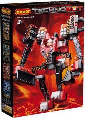 Bauer Конструктор Bauer Technobot конструктор bauer technobot 801