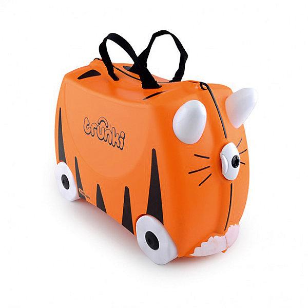 KNORRTOYS.COM Чемодан на колесиках Тигр чемодан на колесиках пчела trunki чемодан на колесиках пчела