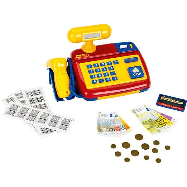 Купить Игровой набор Klein Электронная касса со сканером, Германия, Унисекс