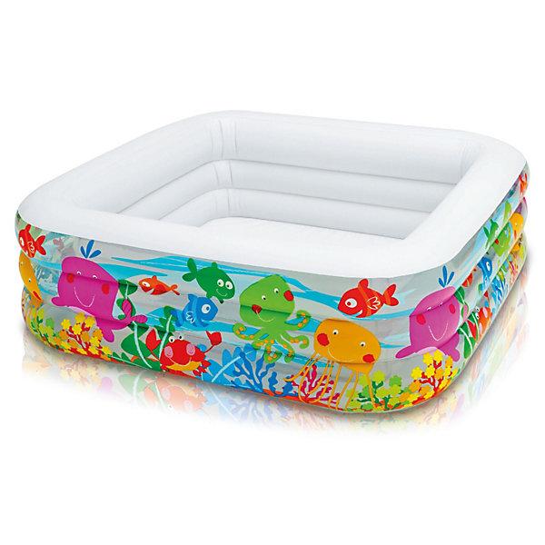 цена на Intex Детский надувной бассейн Intex, 159х159
