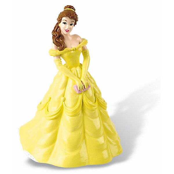 BULLYLAND Фигурка Красавица Белль, Принцессы Дисней кукла золушка 7 5 см принцессы дисней
