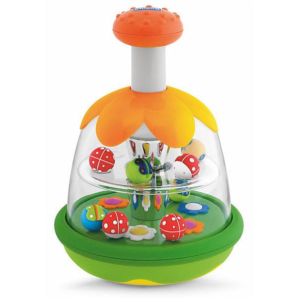 CHICCO Развивающая игрушка Chicco Юла-Радуга chicco развивающая игрушка mr ring