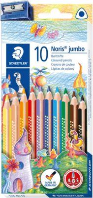 Цветные карандаши NorisClub, 10 цв., артикул:2031225 - Рисование и раскрашивание
