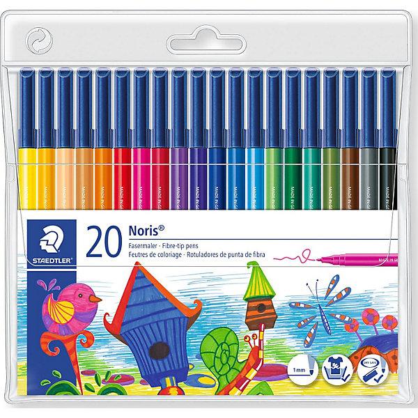 Фотография товара набор фломастеров NorisClub, 20 цветов (2031254)