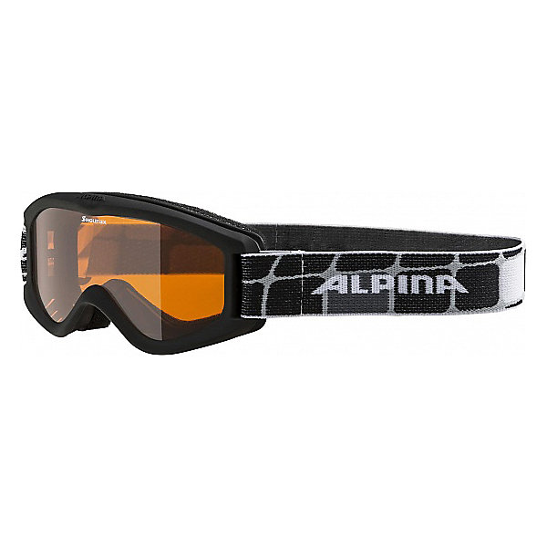 Alpina Горнолыжные очки Alpina CARVY 2.0 SH black SLT S2/SLT S2 очки горнолыжные alpina challenge 2 0 dh цвет белый