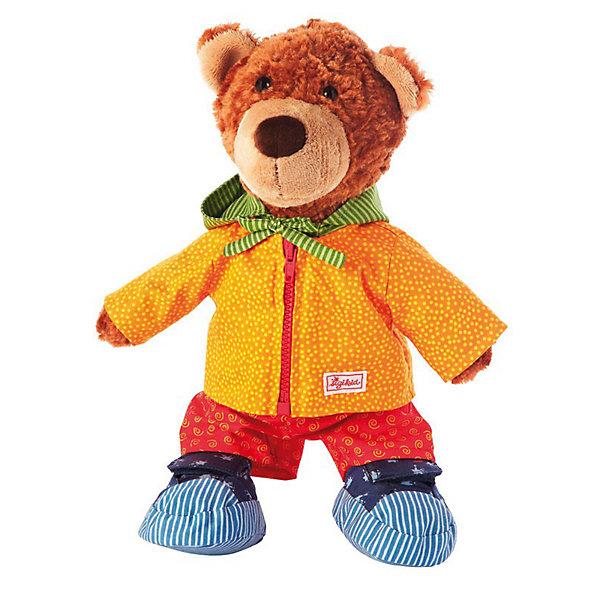 Sigikid Развивающая мягкая игрушка Sigikid Медвежонок, 35 см