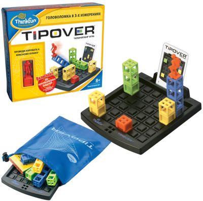 Кубическая головоломка  Tipover , Thinkfun, артикул:2148460 - Головоломки