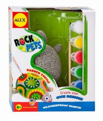 ALEX Набор Раскрась черепаху , ALEX alex набор модные вещи из пушистой пряжи