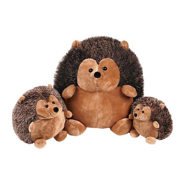 Ежик сидячий, 35 см, GulliverМягкие игрушки животные<br>Gulliver Ежик сидячий - красивый маленький ежик, очень похожий на настоящего обитателя леса.<br><br>Игрушка выполнена в нежно-коричневой гамме и очень приятна на ощупь.<br><br>Дополнительная информация:<br><br>- Размер игрушки: 35 см.<br>- Материал: плюш.<br><br>Внимание! При заказе Вы получите одну игрушку.<br>Ширина мм: 250; Глубина мм: 250; Высота мм: 430; Вес г: 150; Возраст от месяцев: 36; Возраст до месяцев: 84; Пол: Унисекс; Возраст: Детский; SKU: 2148701;