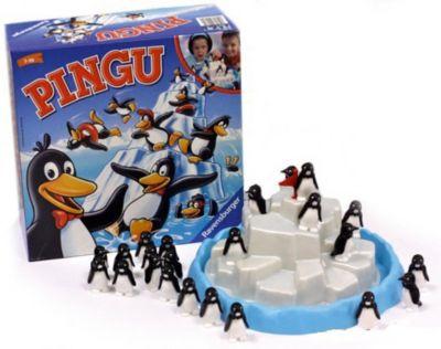 Настольная игра  Пингвины на льдине , Ravensburger, артикул:2148758 - Игрушки по суперценам!