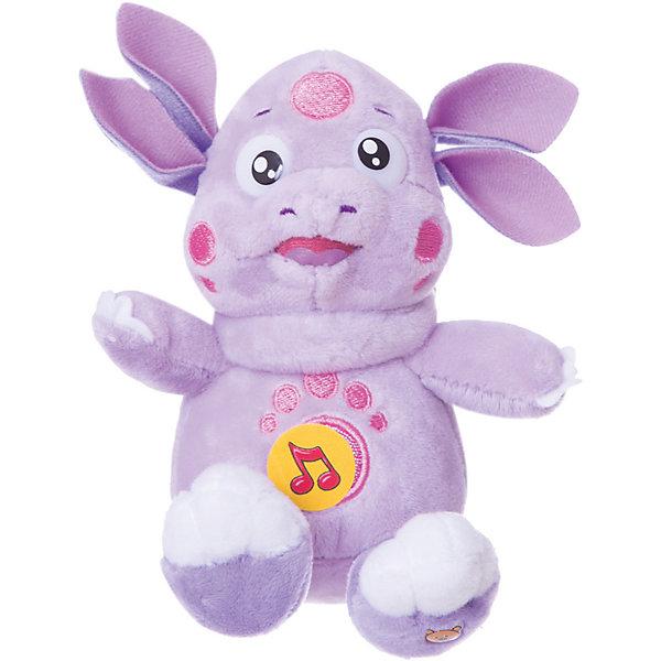 Мульти-Пульти Мягкая игрушка Мульти-пульти Лунтик, озвученная, 14 см