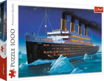 1000 дет. - Титаник