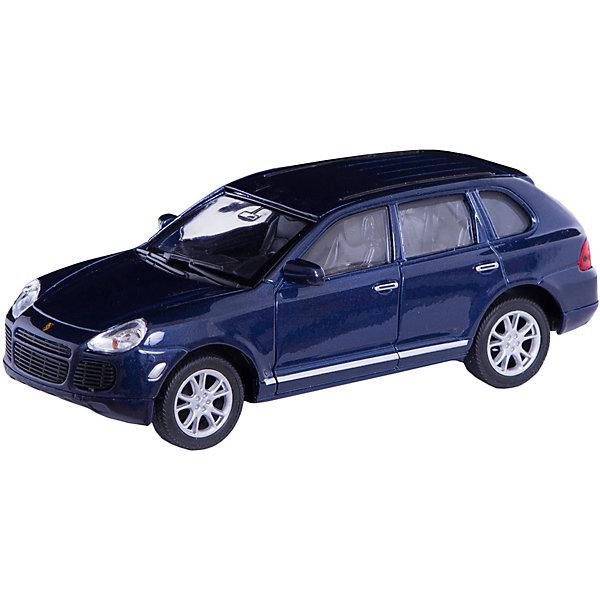 Welly Модель машины 1:31 Porscge Cayenne Turbo