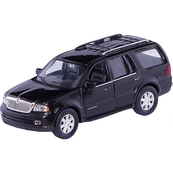 Welly Модель машины 1:35 2005 Ford Lion Navigator