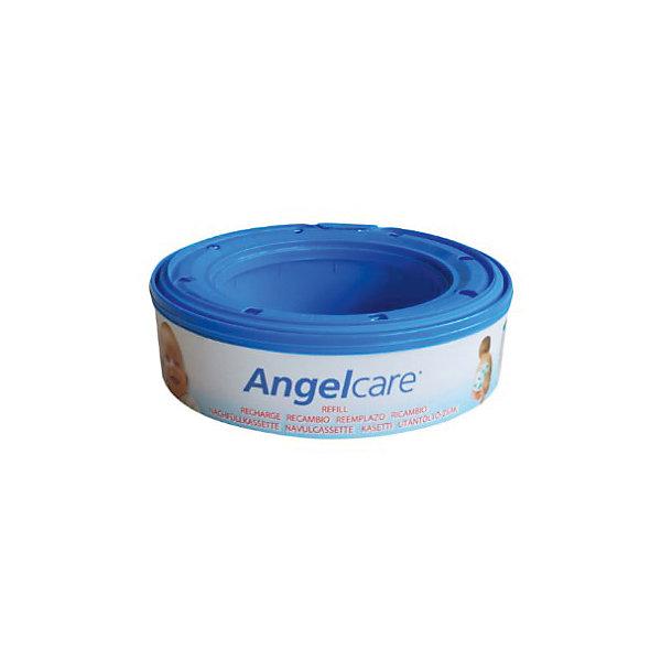 Angelcare Комплект из 3-х кассет AngelCare к накопителю подгузников фреш клаб пакеты для использованных подгузников 100шт