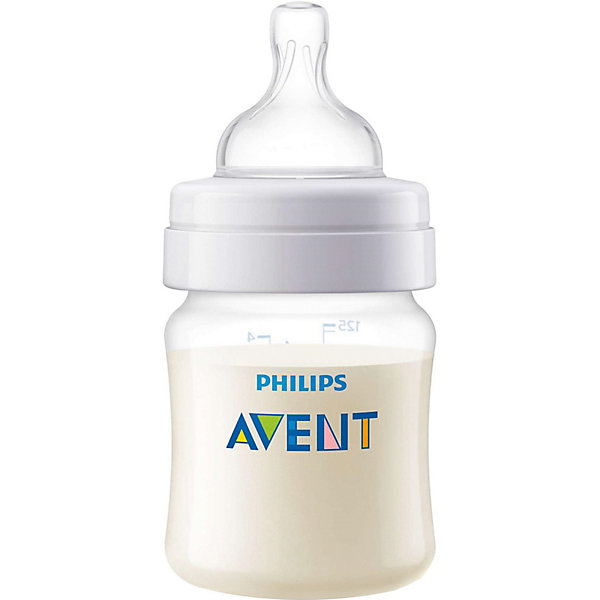 PHILIPS AVENT Бутылочка Philips Avent Anti-colic с 0 мес, 125 мл