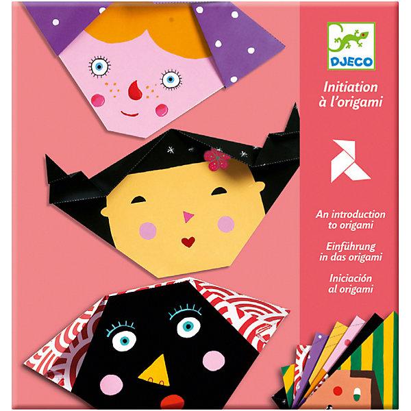 DJECO Набор Бумажные лицаНаборы для оригами<br>Искусство Оригами - одно из самых популярных на сегодняшний день. И сложить интересные фигурки могут как взрослые, так и самые маленькие! Классические модели, забавные животные или веселые рожицы - все это ваш малыш может сделать сам с помощью наборов Оригами. Эта игра  развивает мелкую моторику и способствует эстетическому развитию ребенка.<br><br>DJECO (Джеко) Набор Бумажные лица можно купить в нашем магазине.<br>Ширина мм: 210; Глубина мм: 230; Высота мм: 2; Вес г: 50; Возраст от месяцев: 48; Возраст до месяцев: 120; Пол: Унисекс; Возраст: Детский; SKU: 2175147;