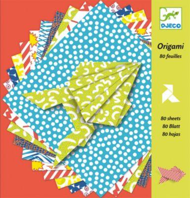 DJECO Оригами Бумажные, артикул:2175148 - Рукоделие и поделки