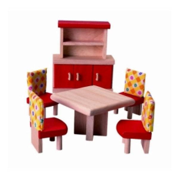 Plan Toys PLAN TOYS 7306 Набор мебели для столовой