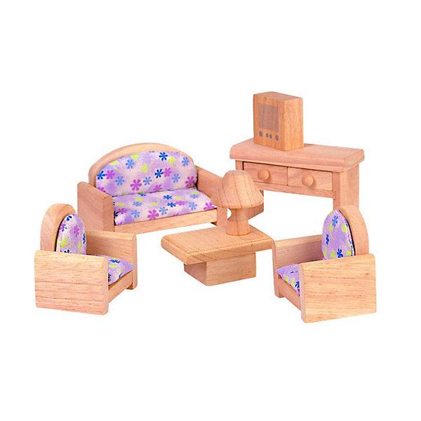 Plan Toys PLAN TOYS 9015 Гостиная (классик) plan toys plan toys 6405 овальный ксилофон