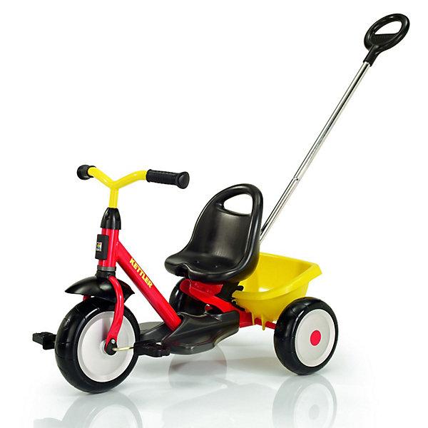 Kettler Трёхколёсный велосипед Kettler Starttrike, красно-жёлтый