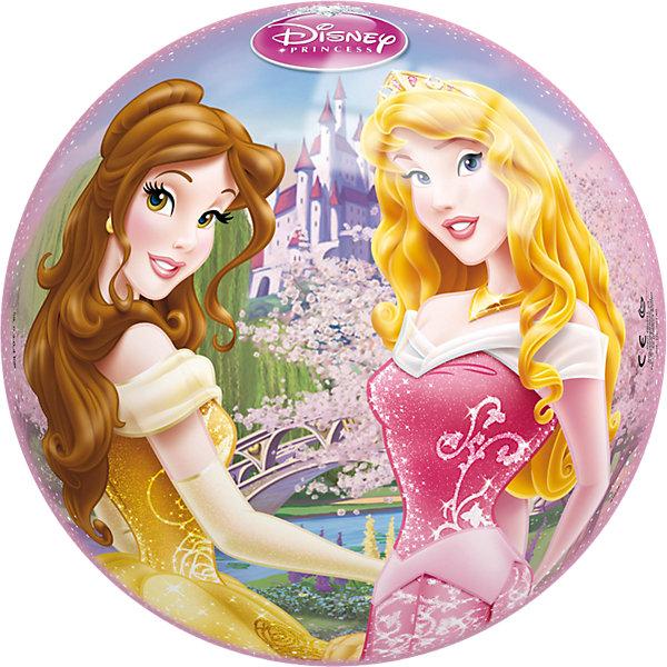 Мяч 230 мм Принцессы, JohnМячи детские<br>Мяч Принцессы, 230 мм, John (Джон).<br><br>Характеристика:<br><br>• Материал: ПВХ, пластизоль.   <br>• Размер: 23 см. <br>• Оформлен изображениями Disney princess (Принцесс Диснея). <br><br>Мяч с изображением любимых героинь Disney princess обязательно понравится вашей маленькой принцессе! Мяч отлично отскакивает от любой поверхности, изготовлен из прочных экологичных материалов абсолютно безопасных для детей, подходит для игр на улице и в помещении.<br>Игры с мячом помогают развить моторику рук, координацию, внимание и, конечно, подарят детям много положительных эмоций и веселья!<br><br>Мяч Принцессы, 230 мм, John (Джон), можно купить в нашем интернет-магазине.<br>Ширина мм: 230; Глубина мм: 226; Высота мм: 238; Вес г: 267; Возраст от месяцев: 36; Возраст до месяцев: 144; Пол: Женский; Возраст: Детский; SKU: 2195318;