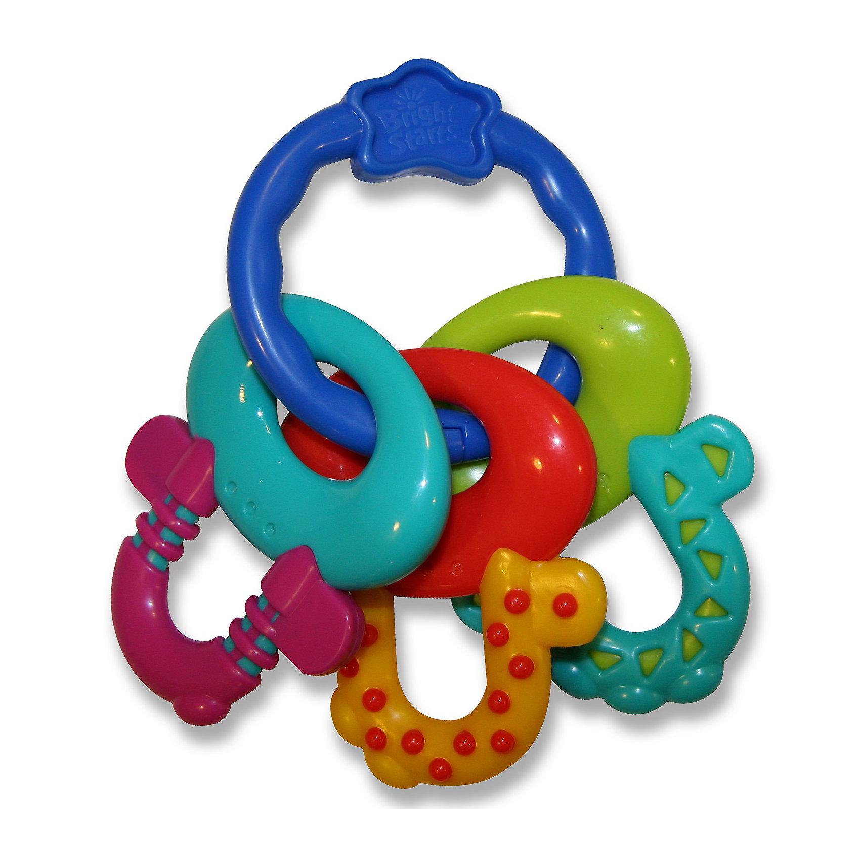 Развивающая игрушка-прорезыватель Ключи для улыбки Bright Starts