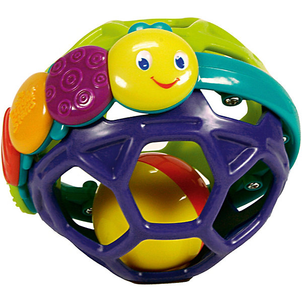Kids II Развивающая игрушка Bright Starts Гибкий шарик